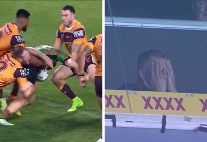 Anthony Seibold mortified as Broncos concede 'the softest try you'll see'
