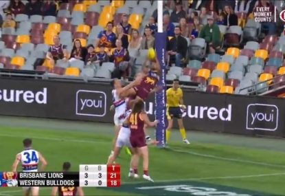 Lion lights up the Gabba with MOTY contender