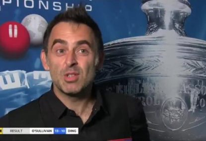 Snooker legend delivers the most savage take down of his rivals