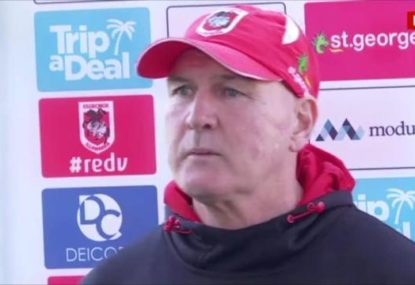 Why Dragons coach Paul McGregor left the club