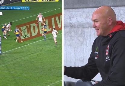 'My gosh!' The insane, seriously ballsy last-minute play that sealed a famous Saints win