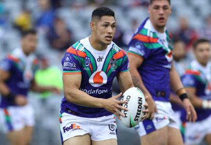 New Zealand Warriors vs Parramatta Eels: NRL live scores