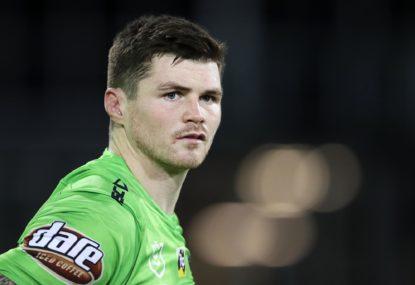 Canberra Raiders vs New Zealand Warriors: NRL live scores