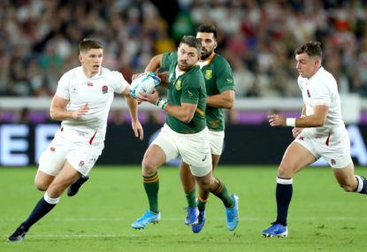 Willie Le Roux is no weak link for the Springboks
