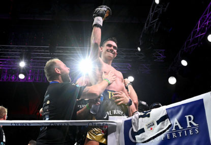 Australian boxing: A review of 2020