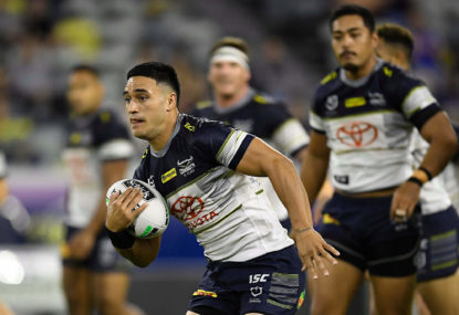 North Queensland Cowboys vs St George Illawarra Dragons: NRL live scores