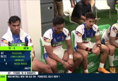 Brandy Alexander's brutal call on the Knights' finals chances against Souths