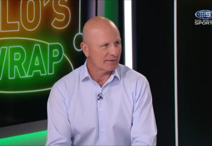 Sterlo's cheeky dig at QLD's 'poaching' history amid injury crisis