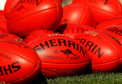AFLW import Brid Stack rushed to hospital