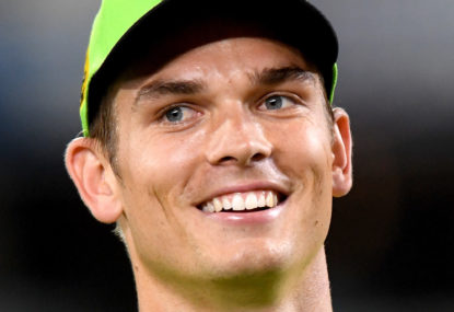 Chris Green could hold the key to Australia's first T20 World Cup