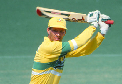 Dean Jones' greatest one-day knock was not for Australia, but against