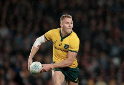 Wallabies trying to keep a lid on excitement