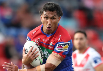 Are the Newcastle Knights a top-four side? Damn right!