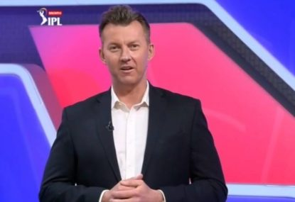 Brett Lee speaks about Dean Jones just hours after trying to save his life