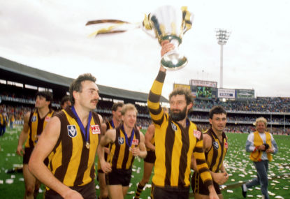 The AFL all-time great alphabet teams: Letter T