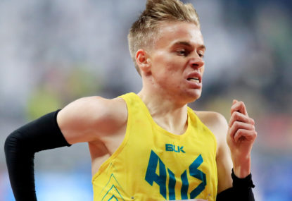 Athletics deserves more attention in Australia