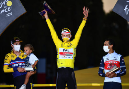 Four talking points from the 2020 Tour de France