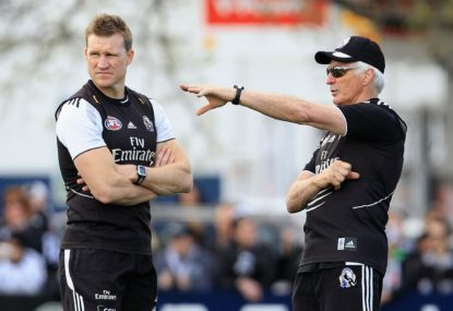 Exposing the myth of Collingwood's succession plan