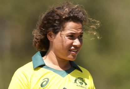 Belinda Vakarewa rewarded with return to Aussie squad