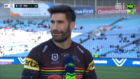 James Tamou gives his take on alleged eye-gouge from Luke Thompson