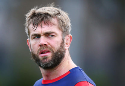 A man for all seasons in Melbourne: Geoff Parling
