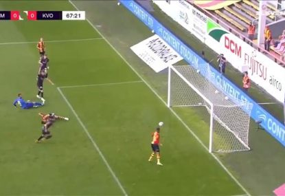 The most embarrassing missed goal in history