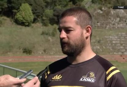 Dane Coles' brutally honest answer about being away for the Rugby Championship