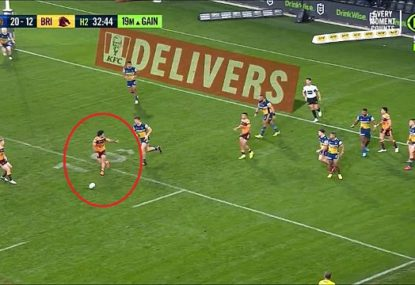 Issac Luke's mid-play ref argument couldn't sum up the Broncos any better