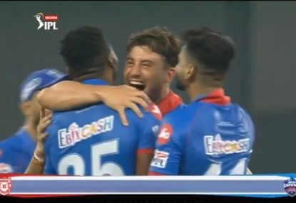 Superman Stoinis is the toast of the IPL after match-saving performance