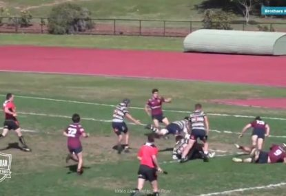 Incredible offload completes magical try