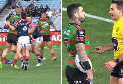 'F---ing bulls--t': Rabbitohs, commentators 'bewildered' as Sutton refuses to bin Keary