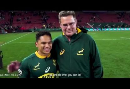 The new Springboks documentary teaser has dropped and it looks incredible