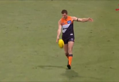 'It's a no-brainer': The 'obvious' club to recruit Heath Shaw after Giants axing