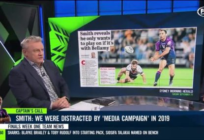 Paul Kent savages 'delusional' Cameron Smith over anti-Storm accusations, retirement uncertainty