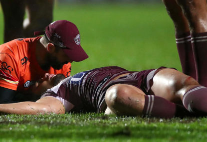 Injuries are hurting the game