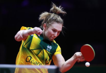 Milly Tapper qualifies for her first World Cup in table tennis