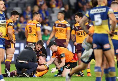 How the NRL is failing the concussion test