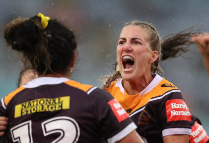 Can the NRL raise the women's game from an afterthought?