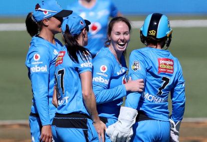 Wellington ready for fun during WBBL06