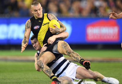 The battle of the big cats: Richmond vs Geelong 2020