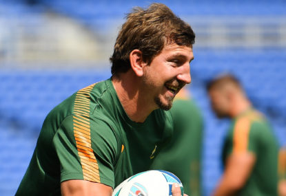 Kwagga Smith may not get picked for the Boks