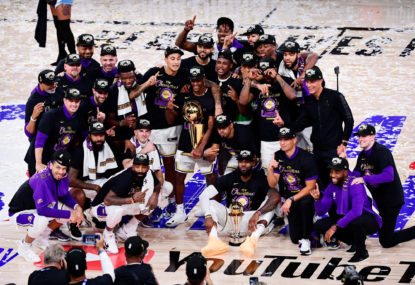 Lakers down Heat to claim record-equalling 17th title