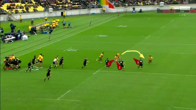 wallabies set-piece attacking play