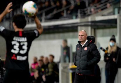 Wanderers mysteriously move on Jean-Paul de Marigny as pre-season looms