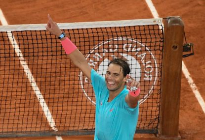 What does Nadal's 13th French Open mean for the GOAT race?
