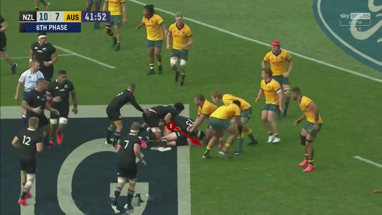 wallabies vs all blacks breakdown