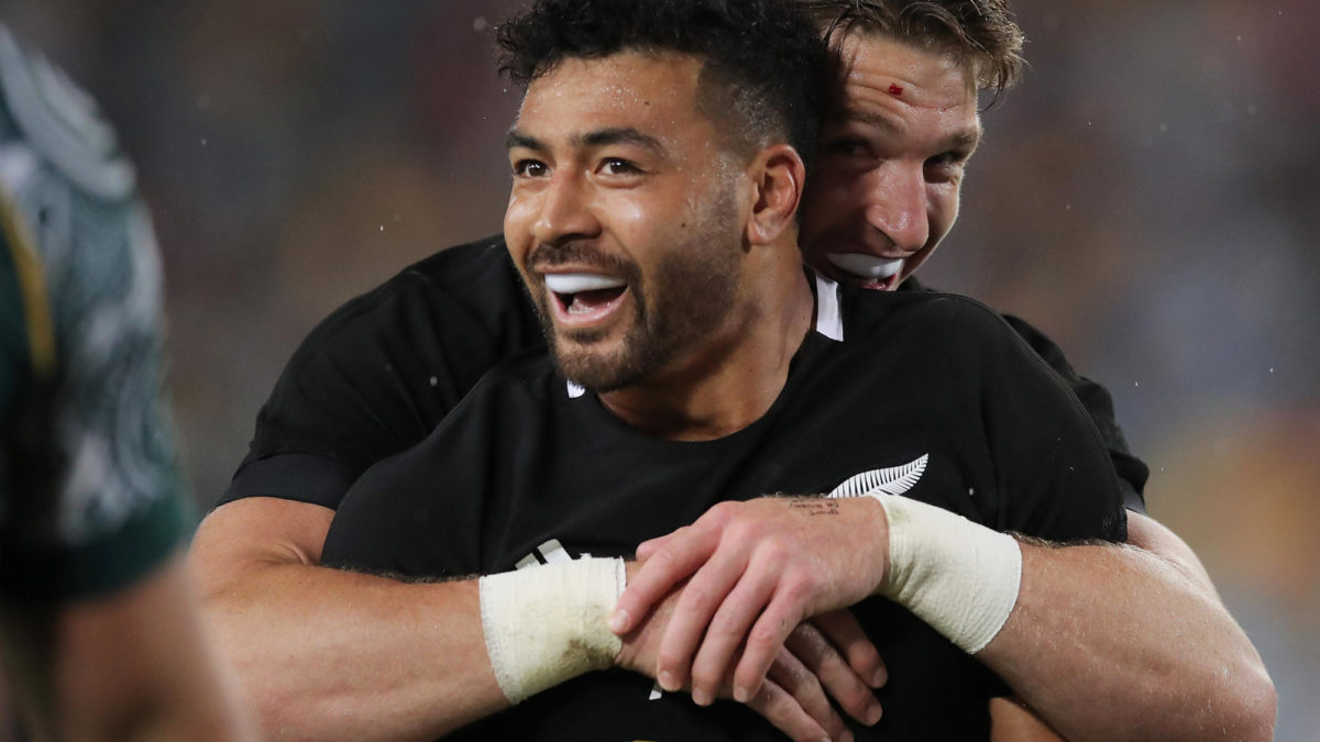The 2020 Bledisloe Cup analysed – Part 2: The All Blacks