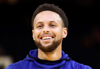 Stephen Curry: The disrespected superstar