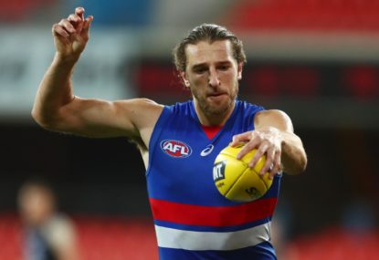AFL top 100: Western Bulldogs' games and goals