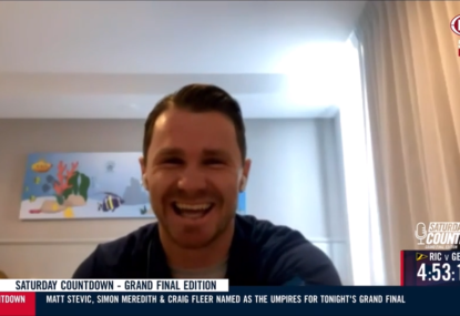 Patrick Dangerfield's LeBron-esque plan to celebrate if the Cats win Grand Final